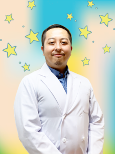 しゅんしゅんキッズクリニック 院長 谷川 俊太郎